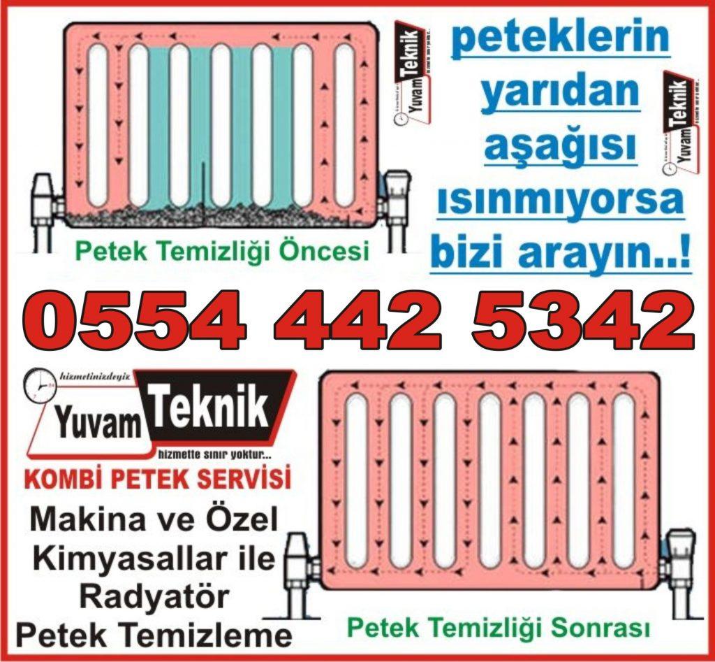 Konya petek temizleme fiyatları firmaları
